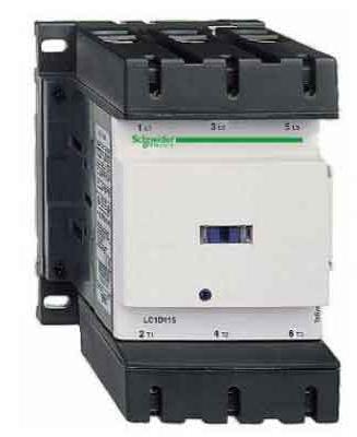 Contactor 150A coil AC-LC1D150