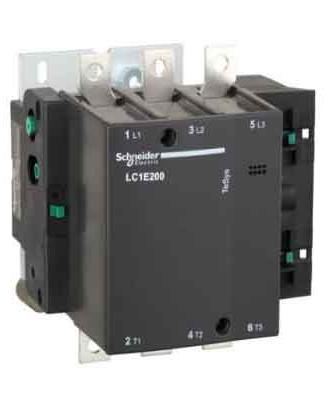 Contactor 400A coil AC LC1E400