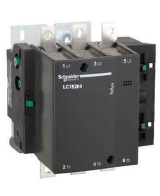 Contactor 200A coil AC LC1E200
