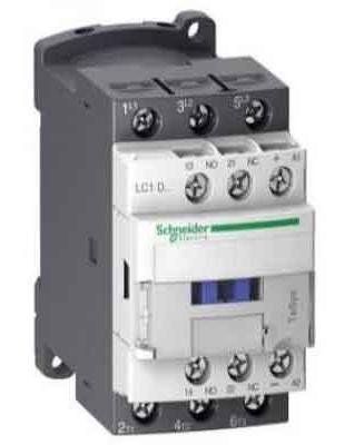 Contactor 9A coil DC-LC1D09