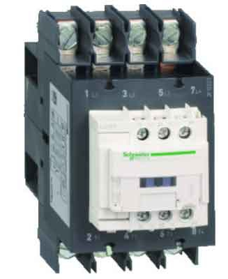 Contactor 60A coil AC LC1DT60A