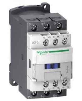 Contactor 40A coil DC-LC1D40A