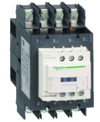 Contactor 80A coil DC LC1DT80A