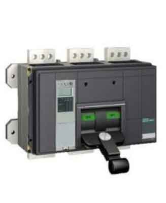 MCCB 3P 1250A 70kA NS125H3M2