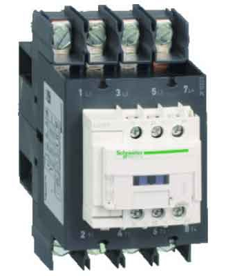 Contactor 60A coil DC LC1DT60A