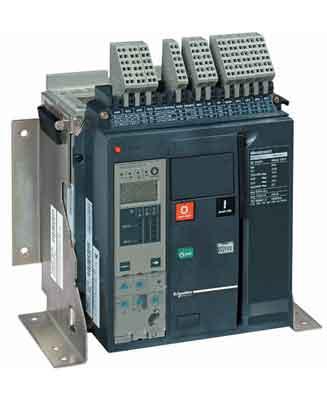 ACB 4P 1250A 42kA NT12H14F2