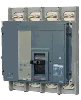 MCCB 4P 3200A 70kA NS320N4M2