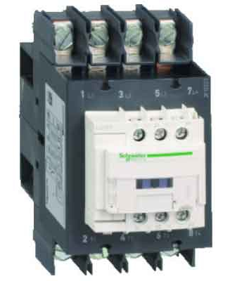 Contactor 80A coil AC LC1DT80A