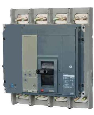 MCCB 4P 1250A 50kA NS125N4M2