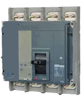 MCCB 4P 1600A 70kA NS16BN4M2