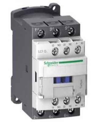 Contactor 12A coil AC-LC1D12