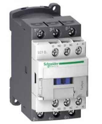 Contactor 18A coil DC-LC1D18