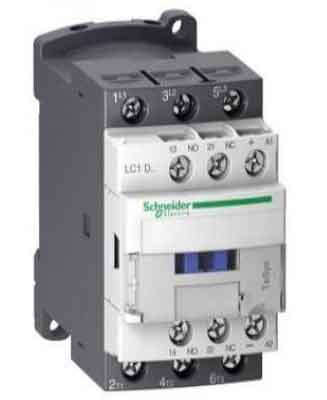 Contactor 50A coil DC-LC1D50A