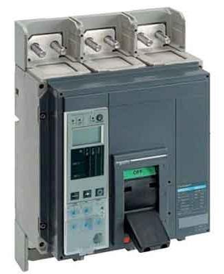 MCCB 3P 1600A 50kA NS160N3M2